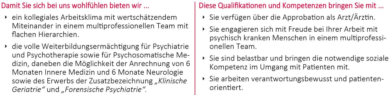 Ärzte und Ärztinnen in Weiterbildung zum/zur Facharzt/-ärztin für ...